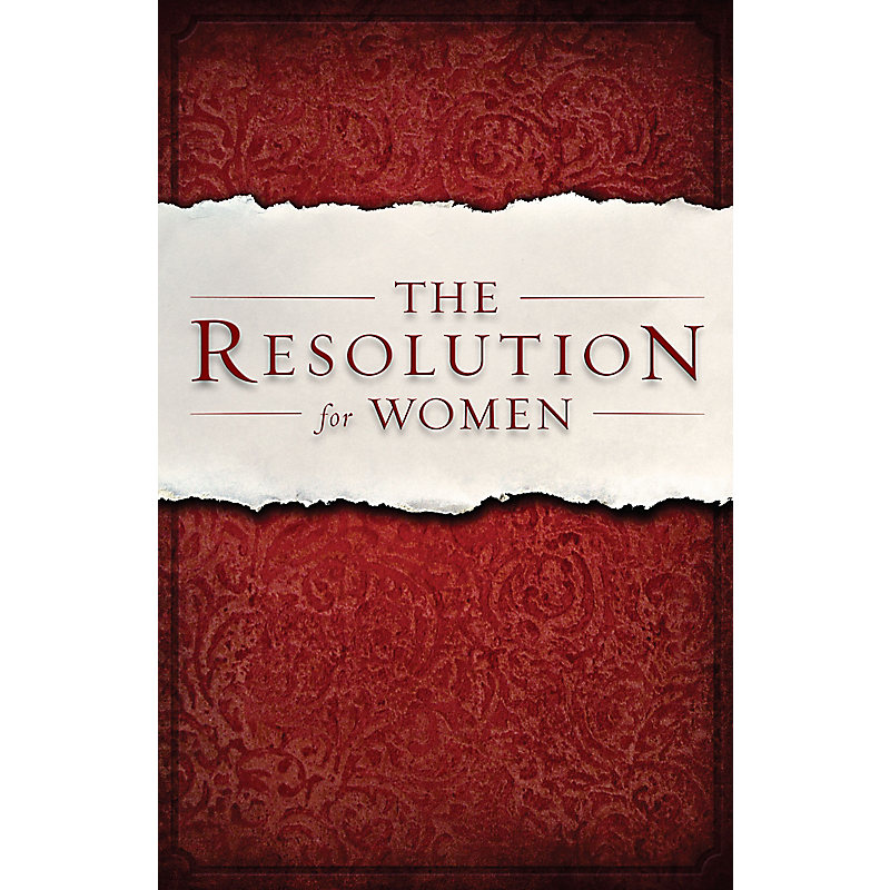 The Resolution for Women