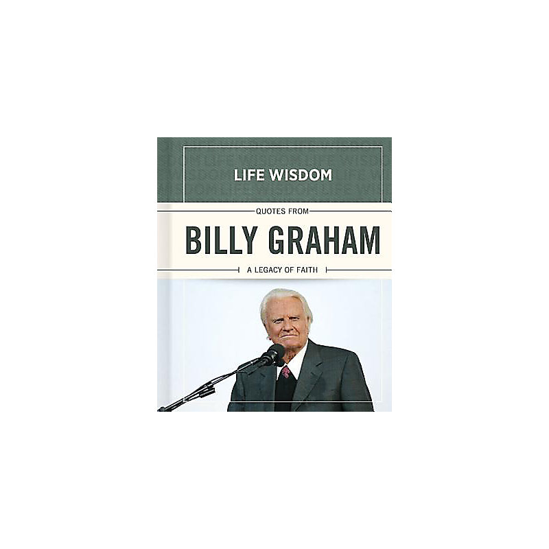 Quotes from Billy Graham