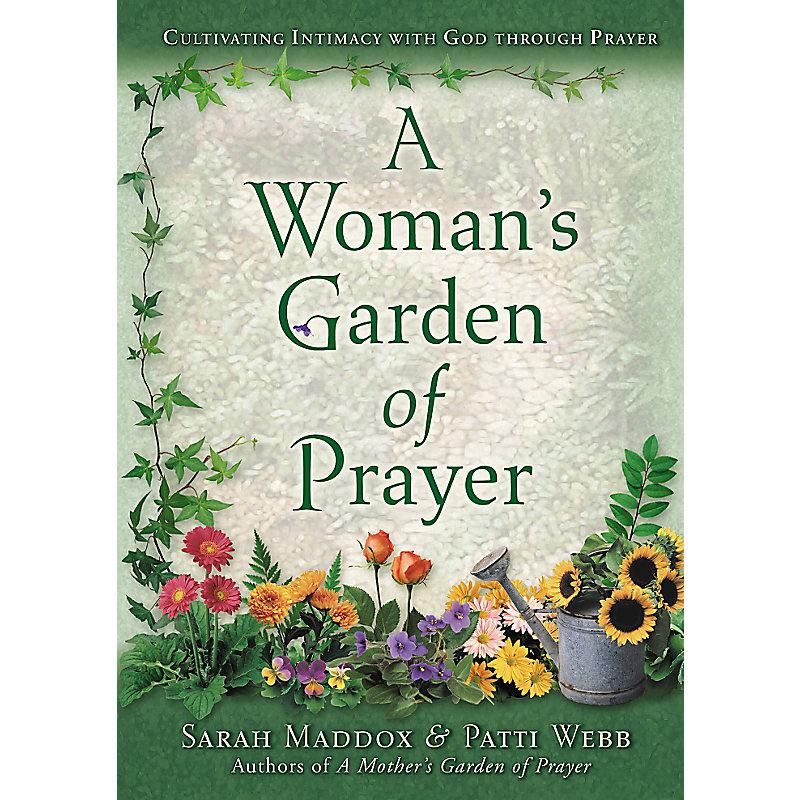A Woman's Garden of Prayer