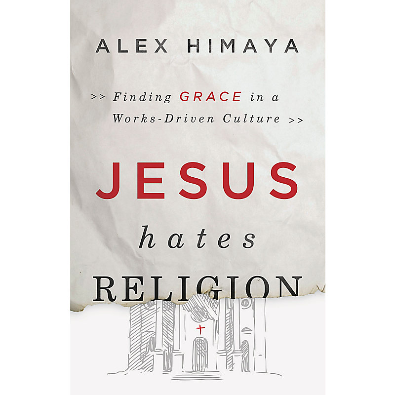 Jesus Hates Religion