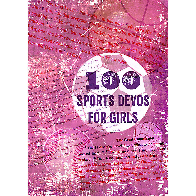 Devotions from the World of Sports (Devotions From World)