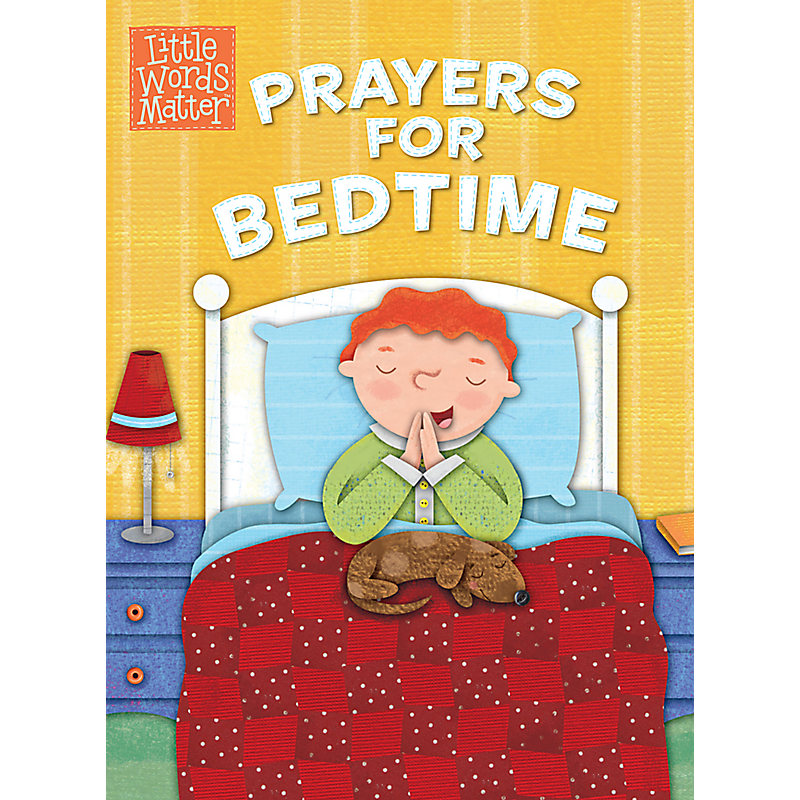 Prayers for Bedtime (padded board book)
