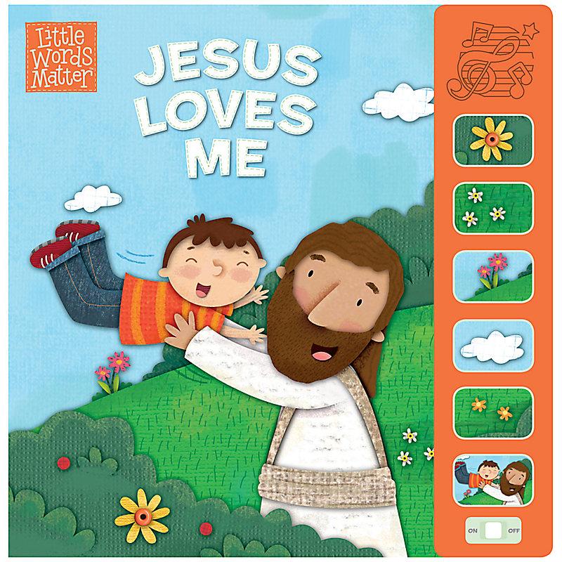 Jesus Loves Me, Sound Book
