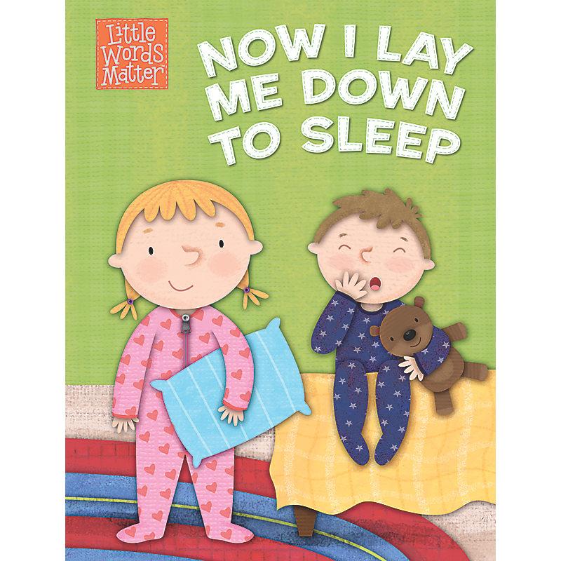 Now I Lay Me Down to Sleep, Sound Book
