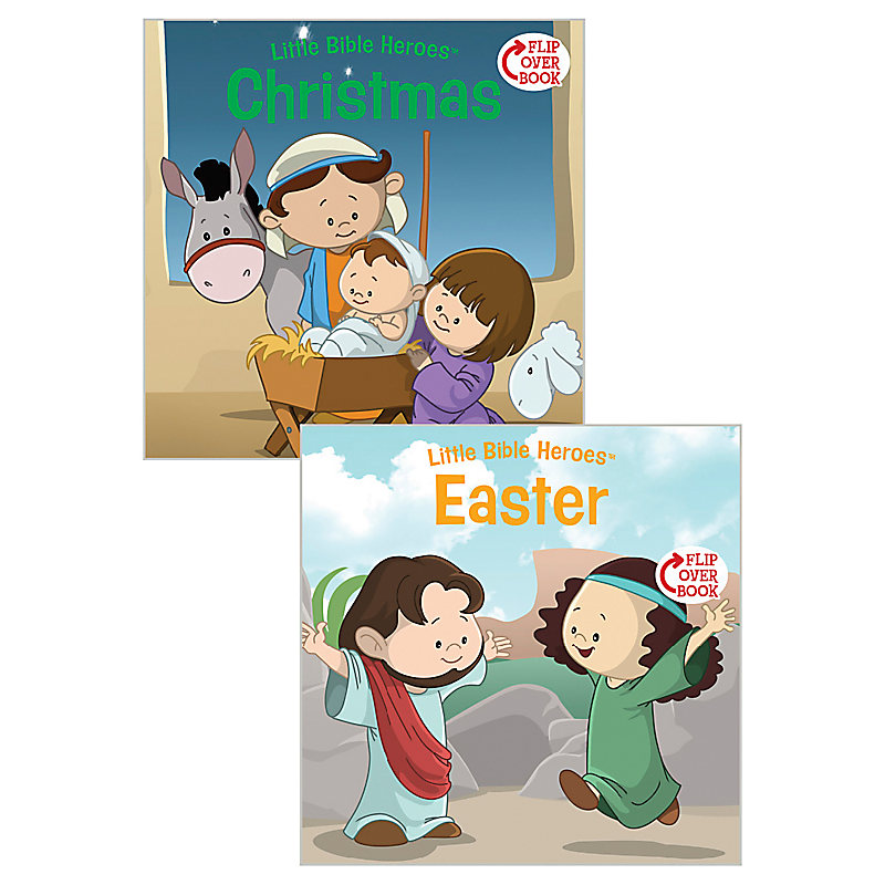 Christmas/Easter Flip-Over Book