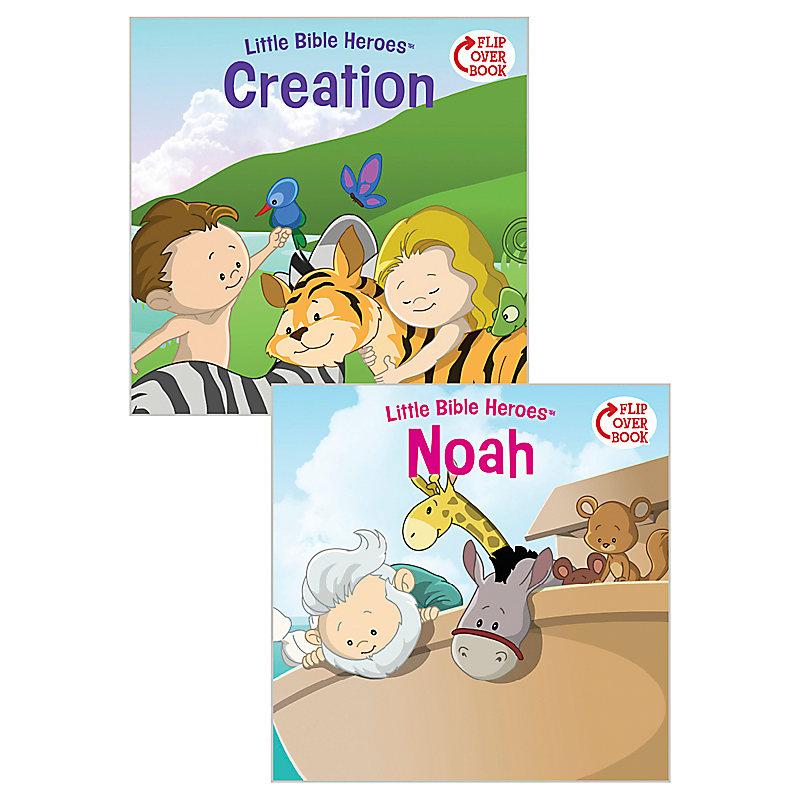 Creation/Noah Flip-Over Book