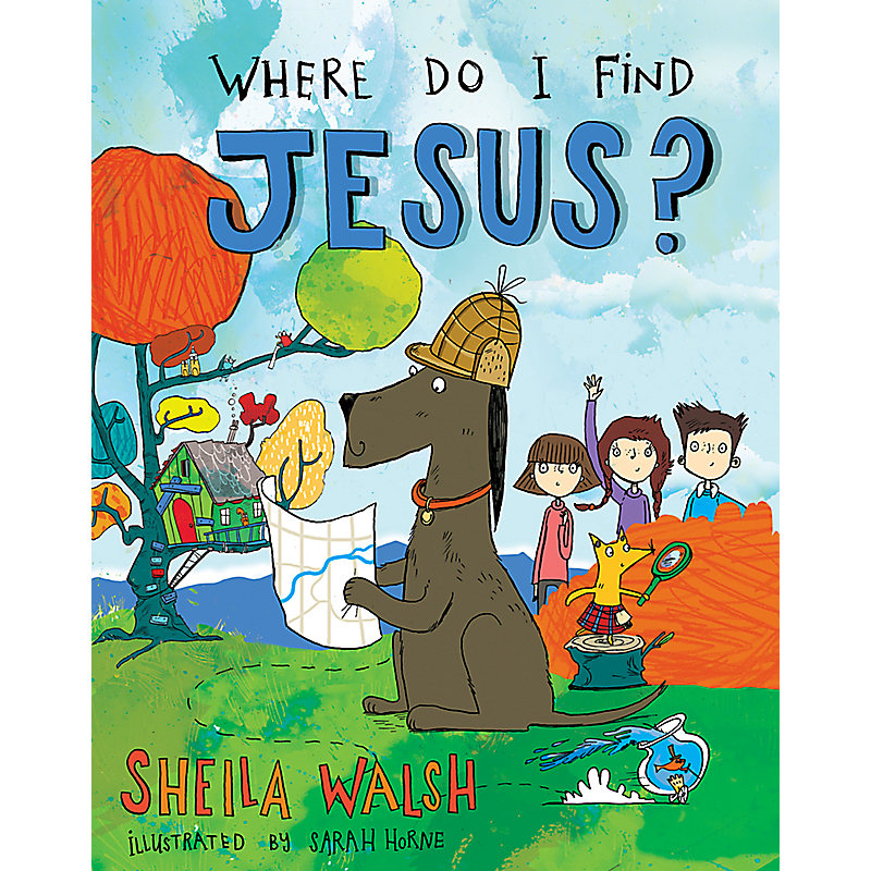 Where Do I Find Jesus?