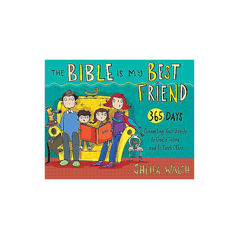 The Bible Is My Best Friend--Flip Book