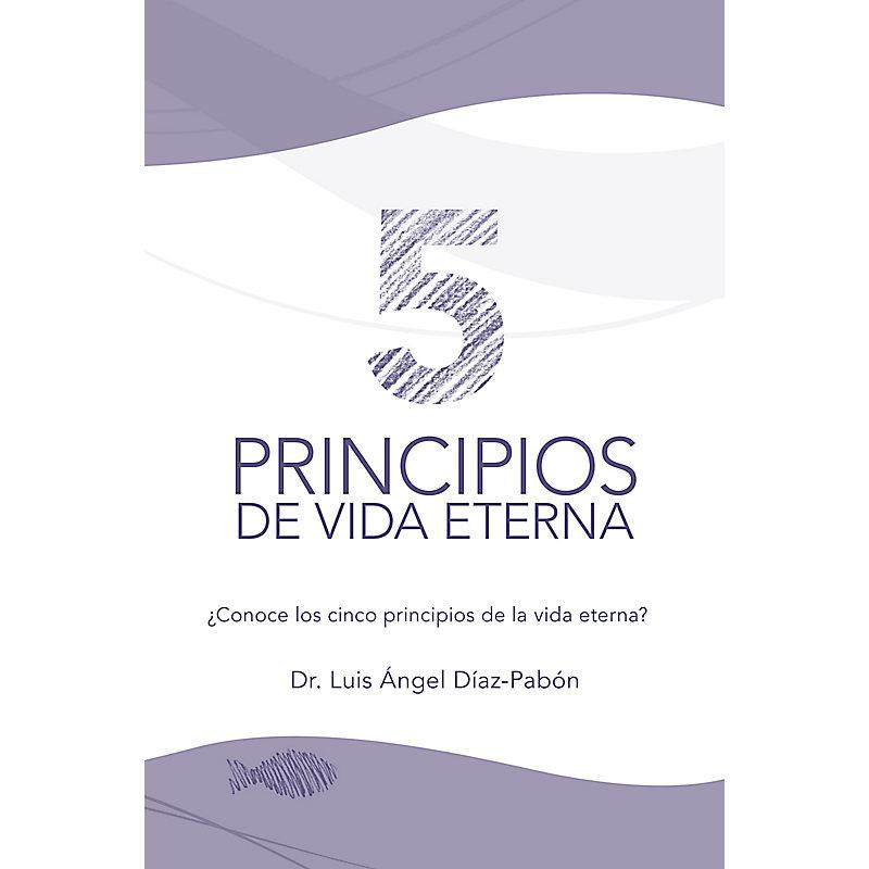 Cinco Principios de Vida Eterna (20 Pack)