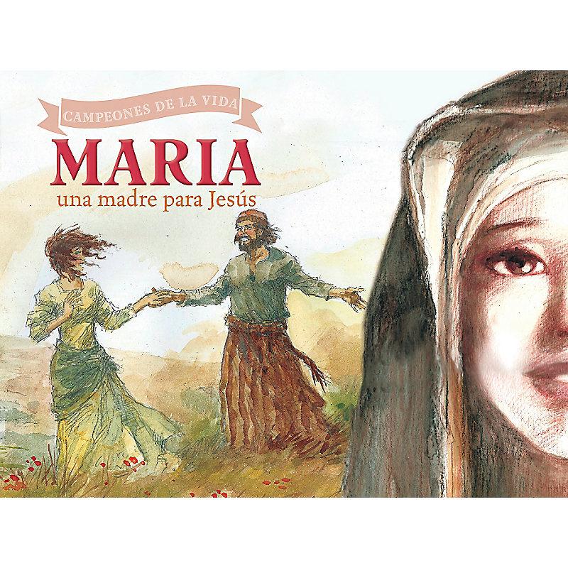 María, una madre para Jesús