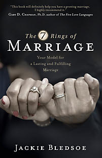 book, jackie bledsoe, 7 rings of marriage