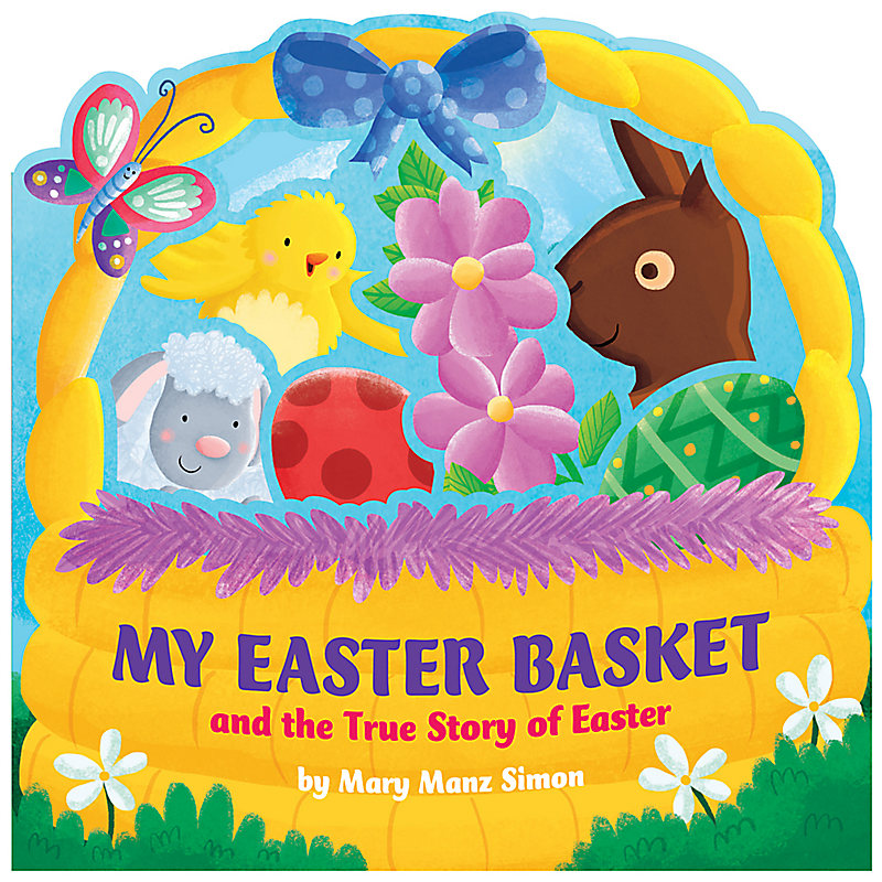 My Easter Basket (die-cut)