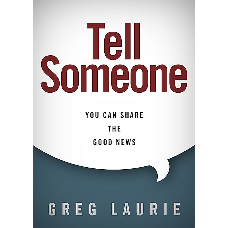 Tell Someone