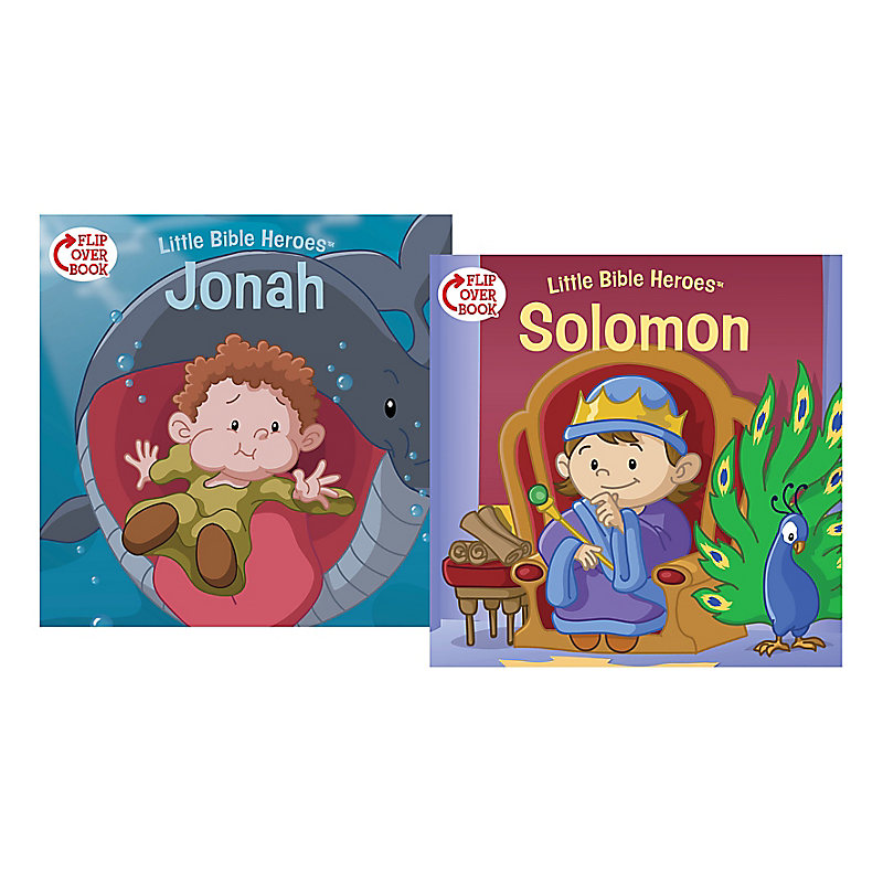 Solomon/Jonah Flip-Over Book