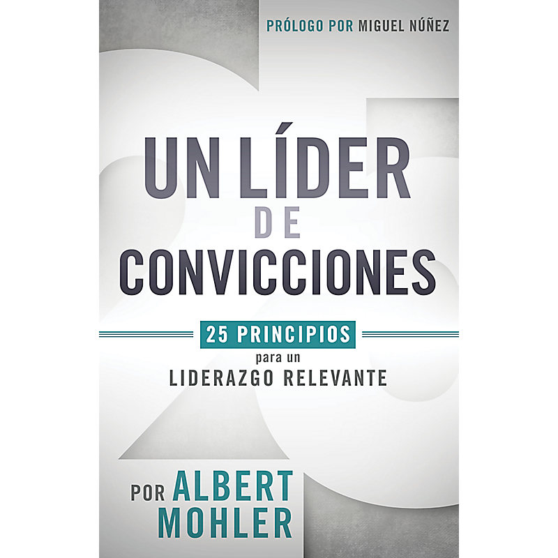 Un líder de convicciones