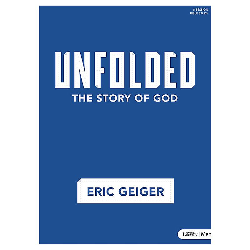 Unfolded - Bible Study eBook