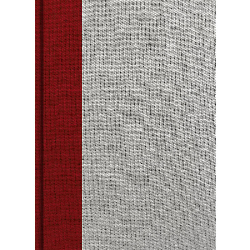 Holman Study Bible: NKJV Edition, Crimson/Gray Cloth Over Board