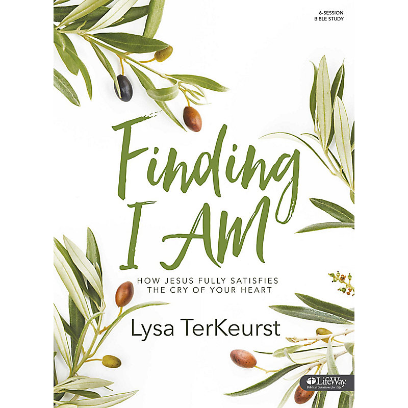 Finding I Am - Bible Study eBook