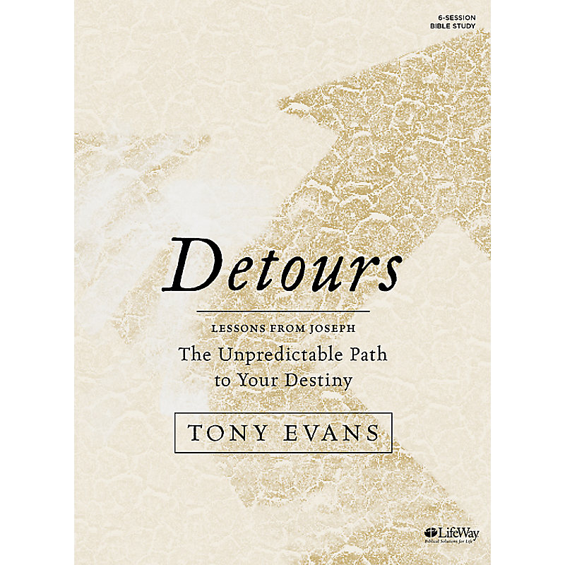 Detours - Bible Study eBook