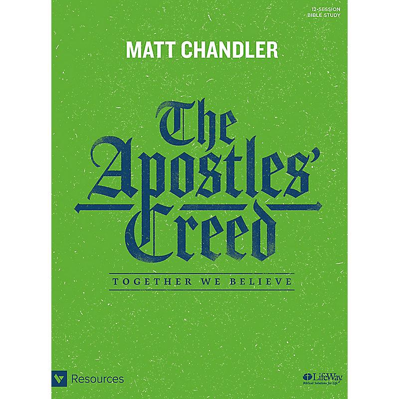 The Apostles' Creed - Bible Study eBook