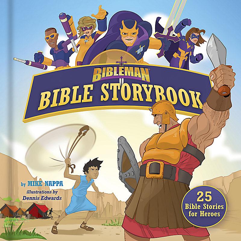 Bibleman Bible Storybook