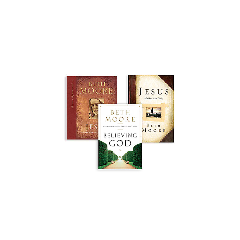 TBN Jesus Book Bundle-Exclusive Online Offer