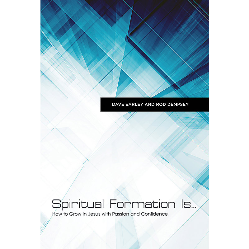 Spiritual Formation Is...