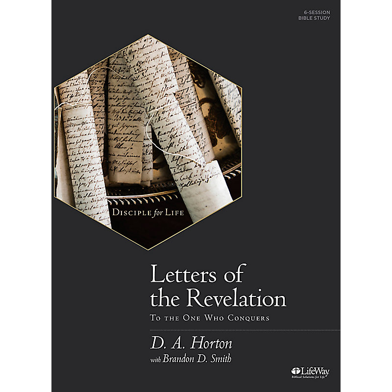 Letters of the Revelation - Bible Study eBook