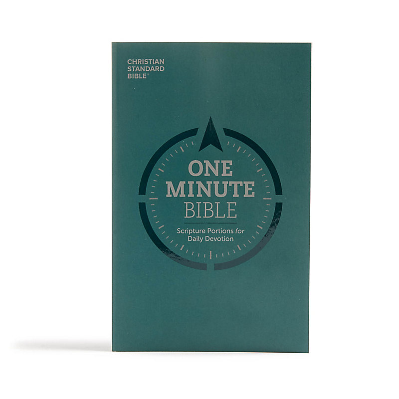 CSB One Minute Bible
