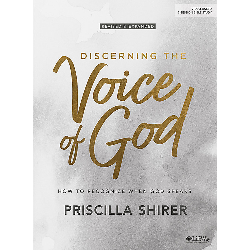 Discerning the Voice of God - Bible Study eBook - Revised