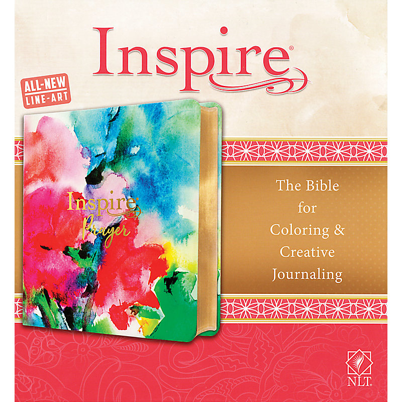 2020 Save The Date Christmas Fellowship With Scripture Inspiration Inspire Prayer Bible NLT, Leatherlike, Joyful Colors with Gold