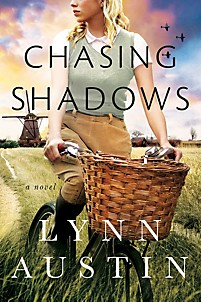 Book Cover Chasing Shadows by Lynn Austin