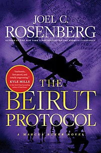 Book cover The Beirut Protocol by Joel Rosenberg