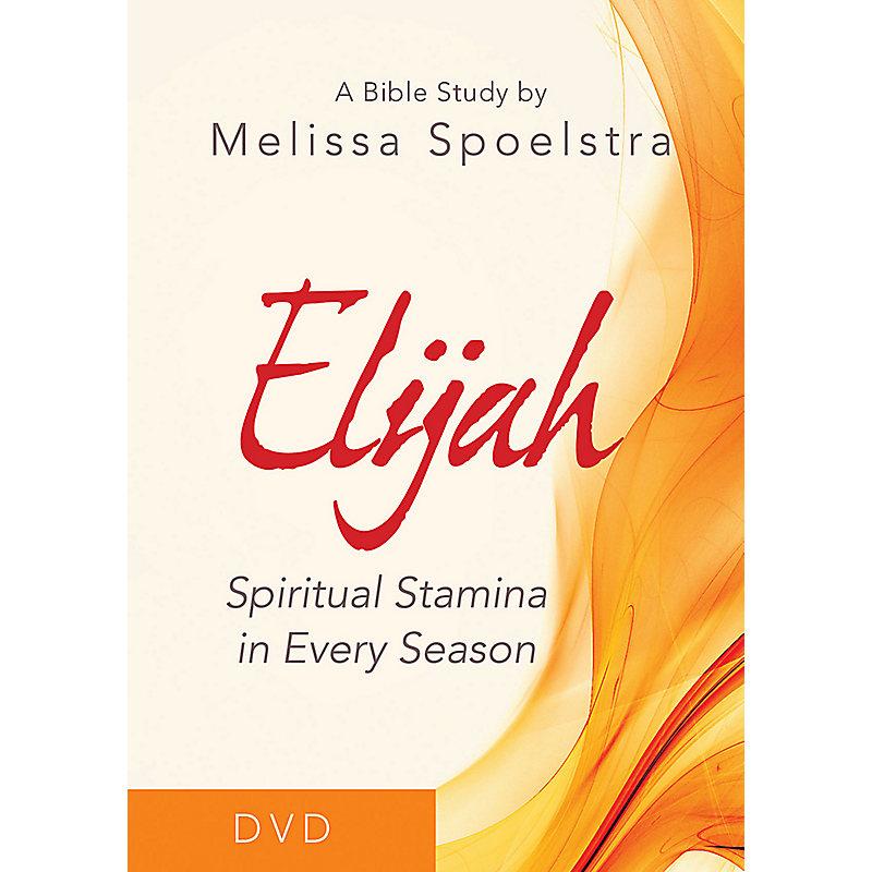 Elijah - Women's Bible Study DVD