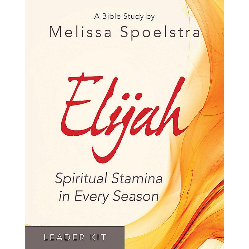 Elijah - Women's Bible Study Leader Kit