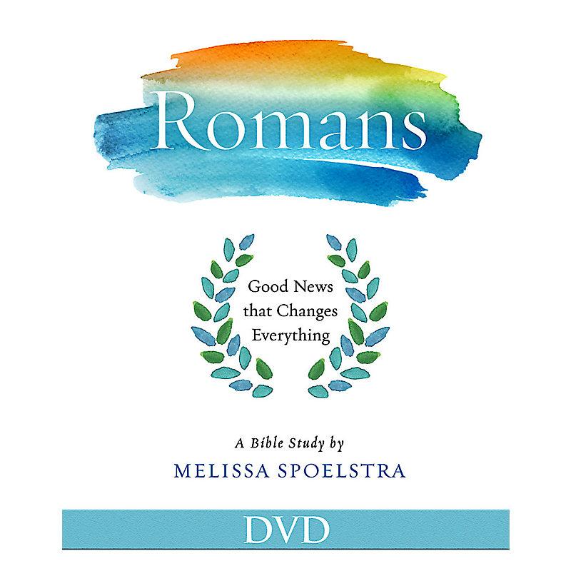 Romans - Women's Bible Study Video Content