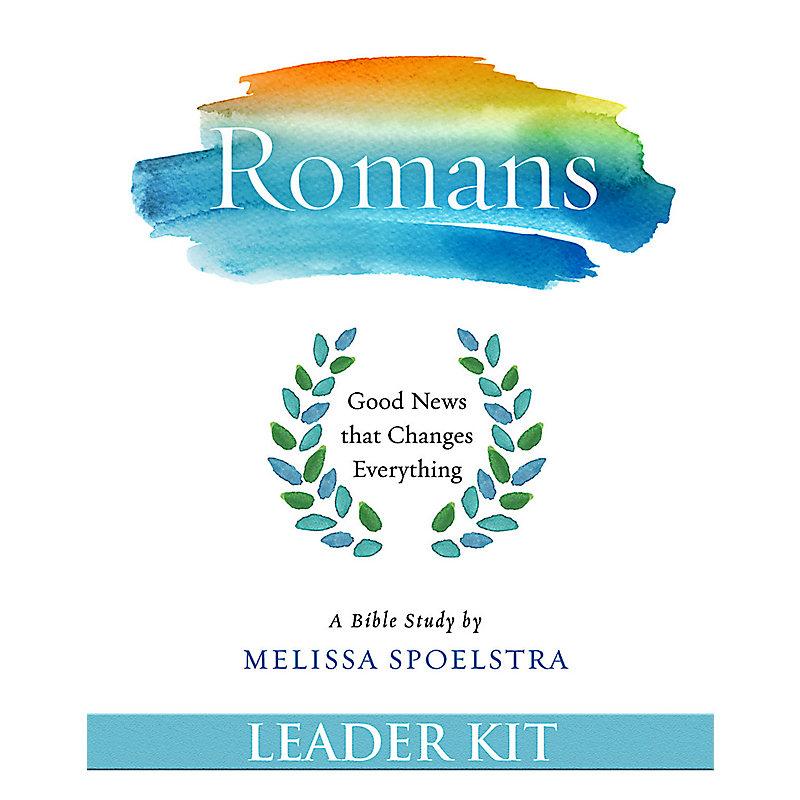 Romans - Women's Bible Study Leader Kit