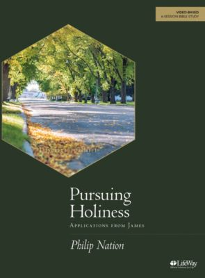 Pursuing holiness lifeway pursuing holiness bible study ebook fandeluxe Images