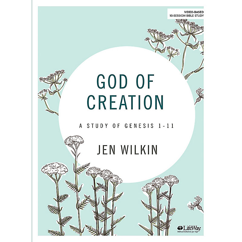 God of Creation - Bible Study eBook