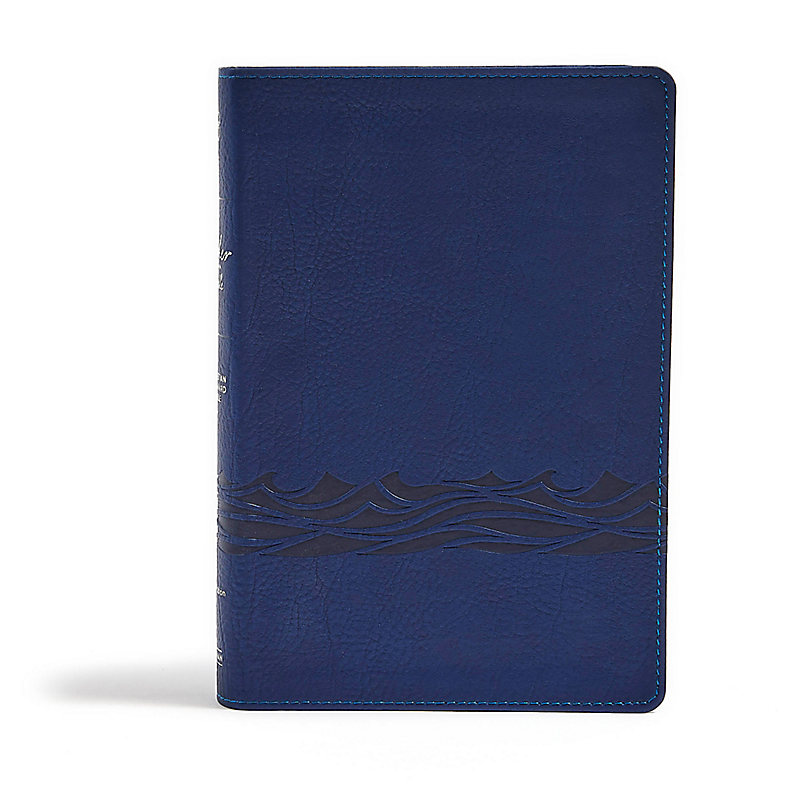 CSB Fisher of Men Bible, Leathertouch