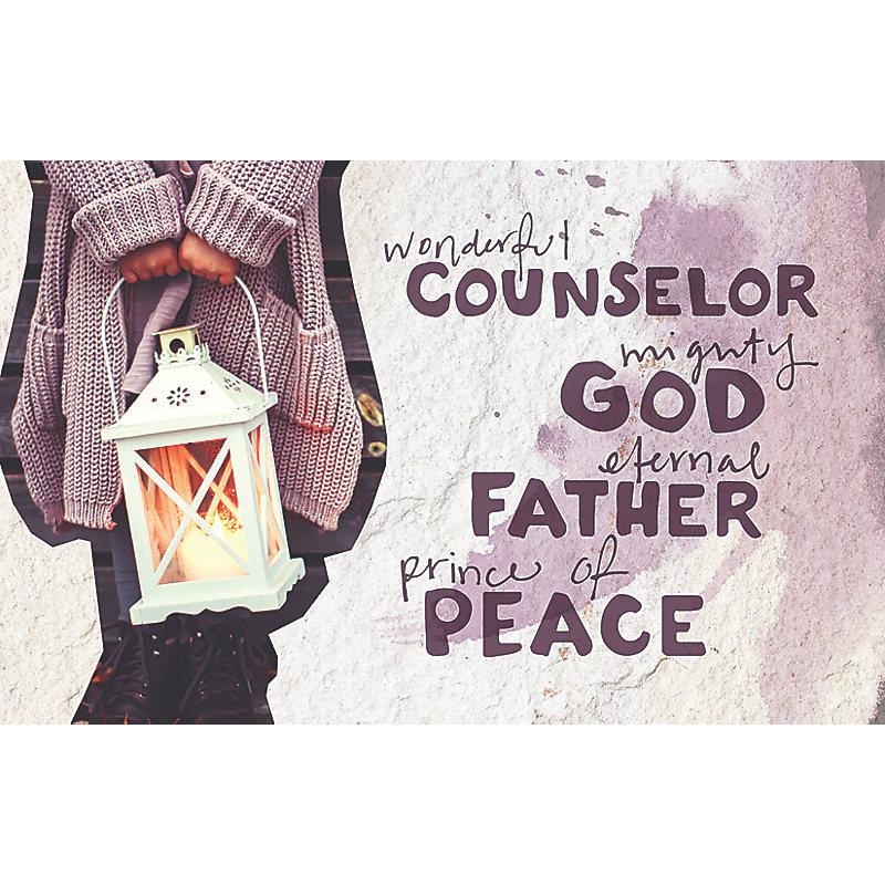 Bible Studies for Life: Kids Wonderful Postcard Pkg 25