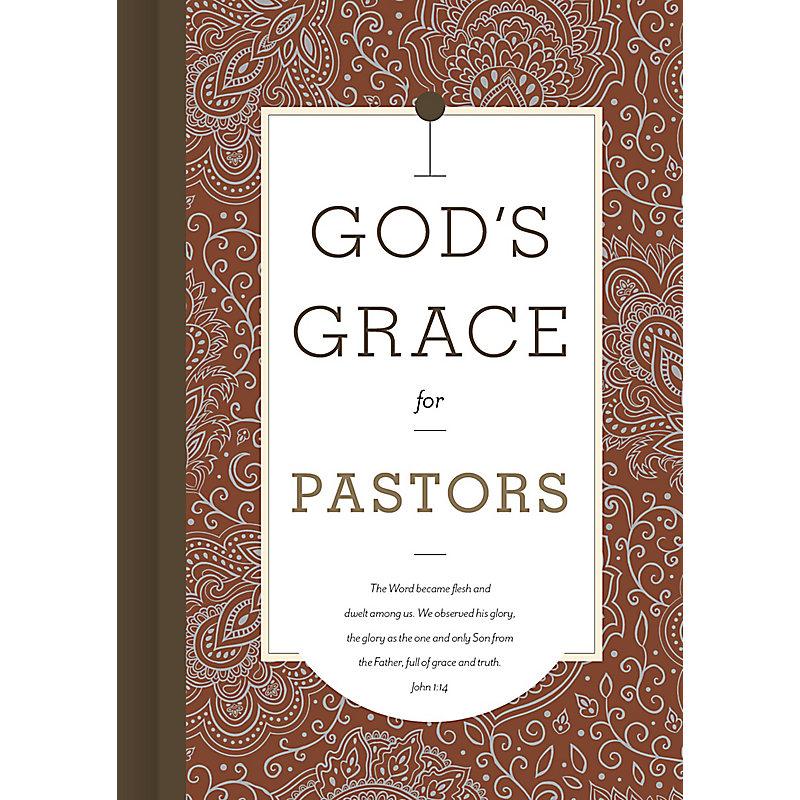 God's Grace for Pastors