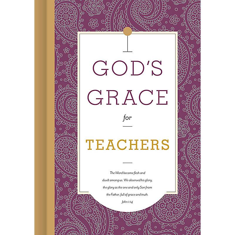God's Grace for Teachers