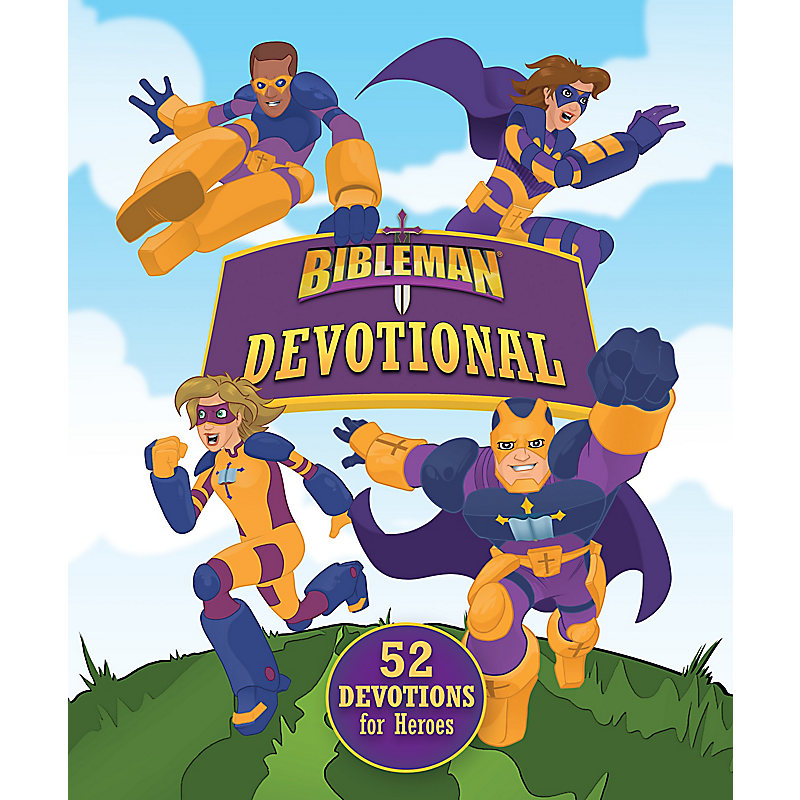 Bibleman Devotional