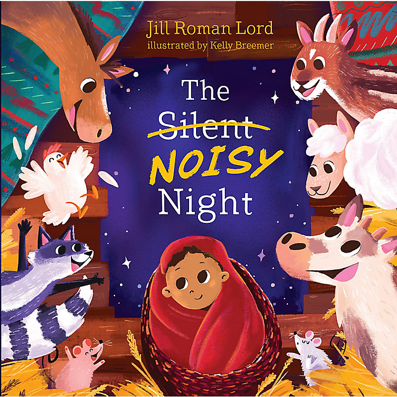 The Silent Noisy Night (padded)
