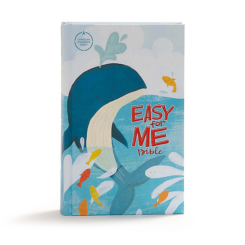 CSB Easy for Me Bible for Early Readers