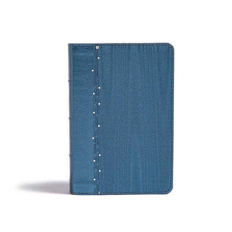 KJV On-the-Go Bible, Slate Blue