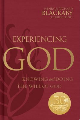 Experiencing God, Legacy Edition Book
