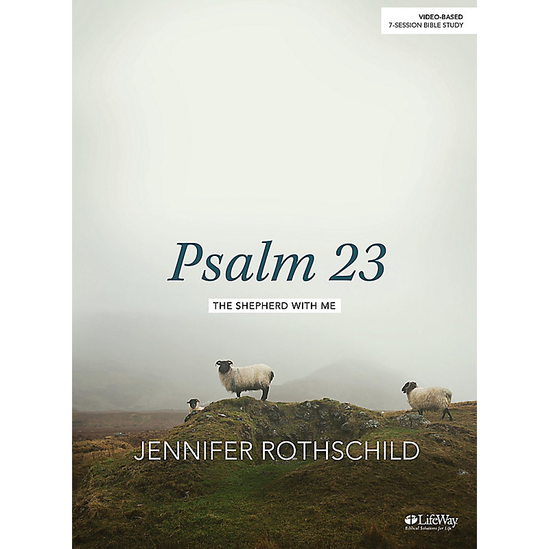 Psalm 23 - Bible Study eBook