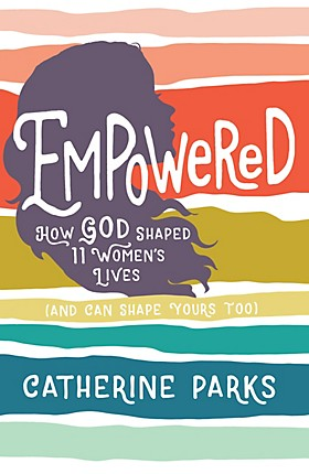 Empowered book cover by Catherine Parks